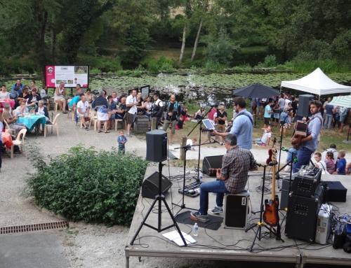 Apéro Concert avec Les Garçons de Passage